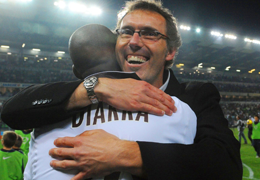 Laurent Blanc, Bordeaux